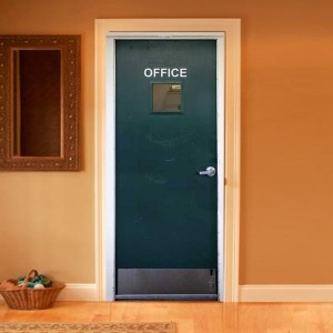 commercial office door security