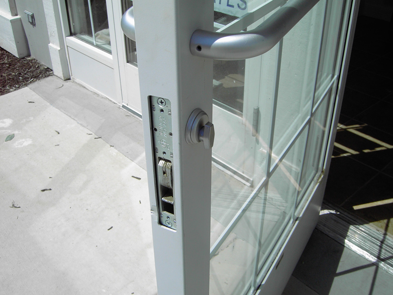 Commercial Security Doors commercial door locks | security door locks - interstate locksmith